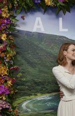 EMMA STONE at Aloha Screening in London