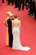 EMMA STONE at Irrational Man Premiere in Cannes
