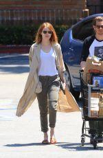 EMMA STONE Shopping at Ralph
