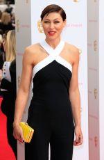 EMMA WILLIS at BAFTA 2015 Awards in London