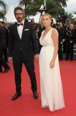 EMMANUELLE BEART at Irrationnal Man Premiere at Cannes Film Festival