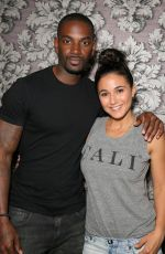 EMMANUELLE CHRIQUI at Edl
