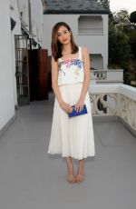 EMMY ROSSUM at Glamour's June Succes Issue Dinner in Los Angeles
