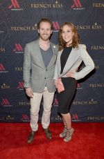 ERIN KRAKOW at French Kiss Premiere in Marina del Rey