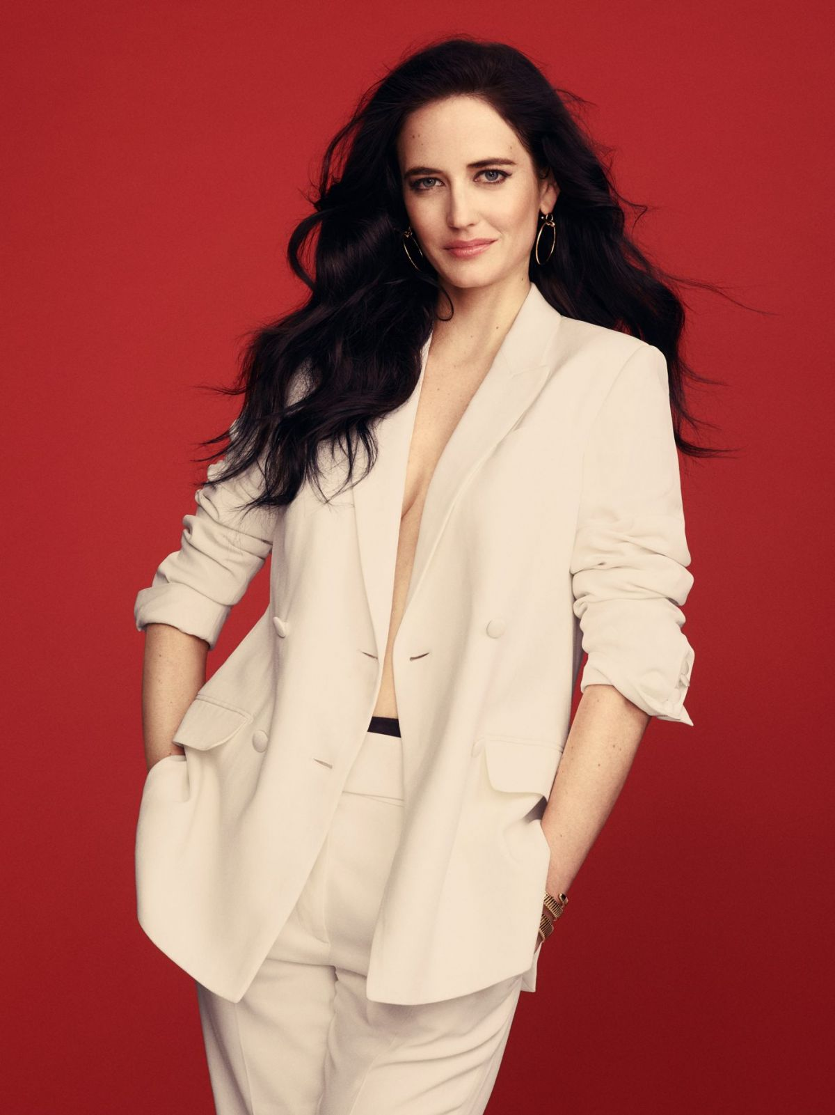 EVA GREEN in Madame Figaro Magazine, May 2015 Issue - HawtCelebs ...