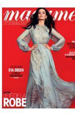 EVA GREEN in Madame Figaro Magazine, May 2015 Issue