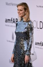 EVA HERZIGOVA at Amfar's 2015 Cinema Against Aids Gala in Cap d'Antibes