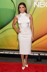 EVA LONGORIA at 2015 NBC Upfront Presentation in New York 05/011/2015