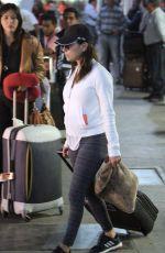 EVA LONGORIA at Airport in Mexico 05/26/2015