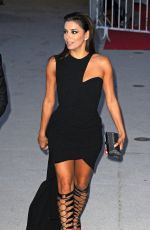 EVA LONGORIA Night Out in Cannes 05/18/2015