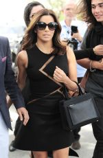 EVA LONGORIA Out and About in Cannes 05/21/2015