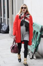 FEARNE COTTON Out and About in London 05/08/2015