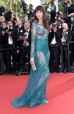 FREDERIQUE BEL at La Tete Haute Premiere at 2015 Cannes Film Festival