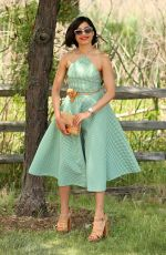 FREIDA PINTO at 2015 Veuve Clicquot Polo Classic in New Jersey