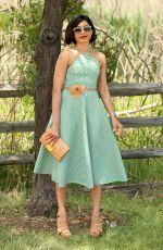 FREIDA PINTO at 2015 Veuve Clicquot Polo Classic in New Jersey