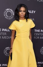 GABRIELLE UNION at a Tribute to African-american Achievements in Television in New York