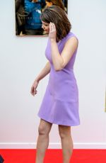 GEMMA ARTERTON at Launch of the British Designers Collective at Bicester Village