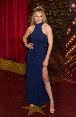 GEMMA ATKINSON at British Soap Awards in Manchester