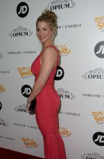 GEMMA ATKINSON at Once Upon a Smile Charity Ball in Manchester