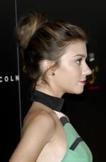 GENEVIEVE HANNELIUS 40th Anniversary Gracies Awards in Beverly Hills