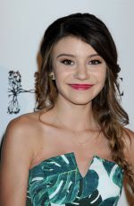 GENEVIEVE HANNELIUS at Nylon Young Hollywood Party in Hollywood