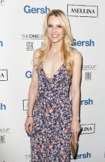 GIA CROVATIN at 2015 Gersh Upfronts Party in New York