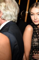 GIGI HADID at MET Gala After Party in New York