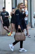 GIGI HADID leaves Taylor Swift