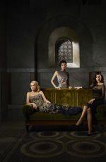 GILLIAN ANDERSON - Hannibal Season 3 Promos