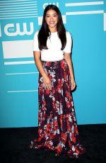 GINA RODRIGUEZ at CW Network