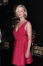 GRETCHEN MOL at 30th Annual Lucille Lortel Awards in New York