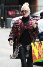 GWEN STEFANI Out and About in Beverly Hills 05/22/2015