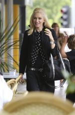 GWEN STEFANI Out for Lunch in Los Angeles 05/15/2015