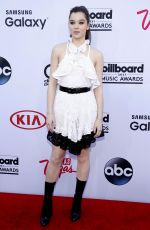 hAILEE STEINFELD at 2015 Billboard Music Awards in Las Vegas