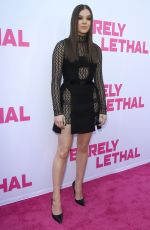 HAILEE STEINFELD at Barely Lethal Premiere in Los Angeles