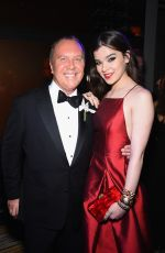 HAILEE STEINFELD at MET Gala After Party in New York