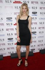 HAILEY CLAUSON at Sports Illustrated Fight Weekend Party in Las Vegas