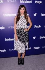HANNAH SIMONE at EW and People Celebrate the NY Upfronts in New York