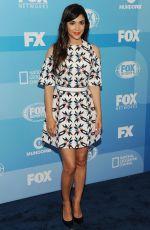 HANNAH SIMONE at Fox Network 2015 Programming Upfront in New York