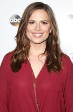 HAYLEY ATWELL at Disney Media Distribution 2015 International Upfront in Burbank