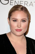 HAYLEY HASSELHOFF Nylon Young Hollywood Party in Hollywood