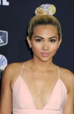 HAYLEY KIYOKO at Pitch Perfect 2 Premiere in Los Angeles