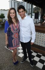 HAYLEY ORRANTIA at Bonpoint Celebrates Yam Spring/Summer 2015 Collection