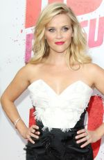 REESE WITHERSPOON at Hot Pursuit Premiere in Hollywood