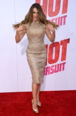 SOFIA VERGARA at Hot Pursuit Premiere in Hollywood