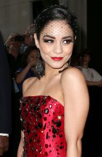 VANESSA HUDGENS at MET Gala 2015 in New York