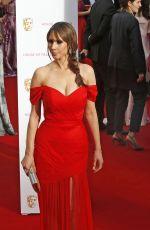 ALEX JONES at BAFTA 2015 Awards in London