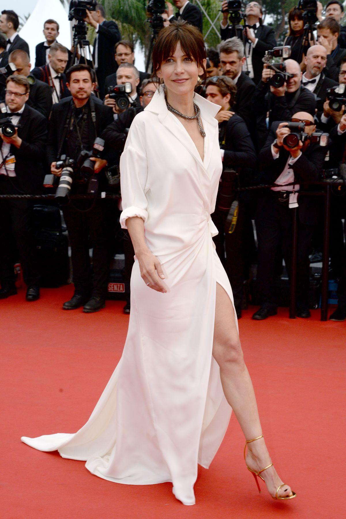 SOPHIE MARCEAU At 2015 Cannes Film Festival HawtCelebs