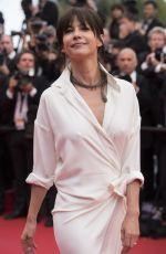 SOPHIE MARCEAU at 2015 Cannes Film Festival