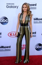 CHRISSY TEIGEN at 2015 Billboard Music Awards in Las Vegas